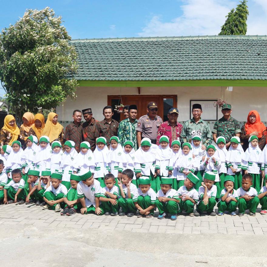 Kunjungan Kerja Bupati Tuban Di Ra At-Taqwa